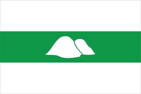 Флаг Курганская область