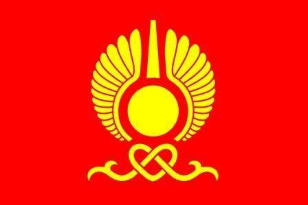 Флаг Кызыл