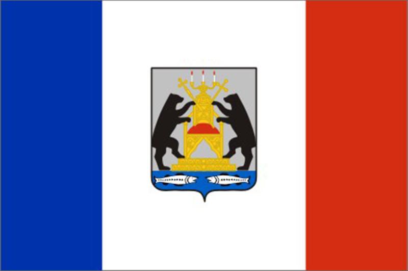 Флаг Новгородская область