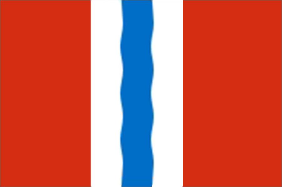 Флаг Омская область
