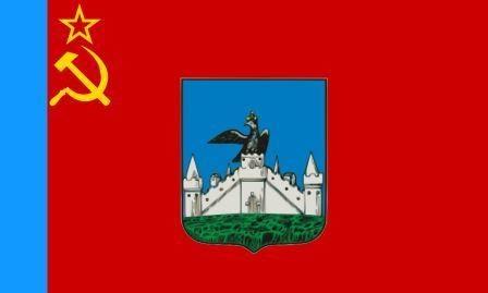 Флаг Орел
