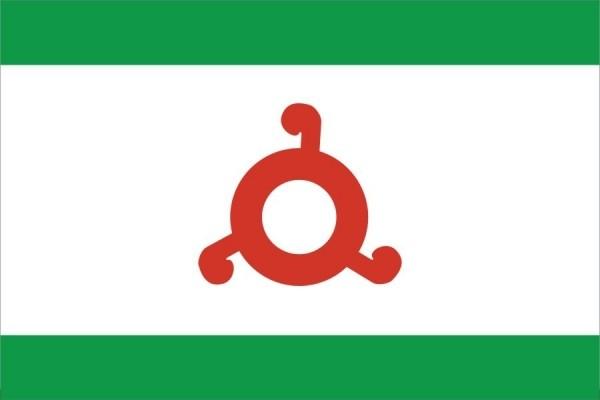 Флаг Республика Ингушетия