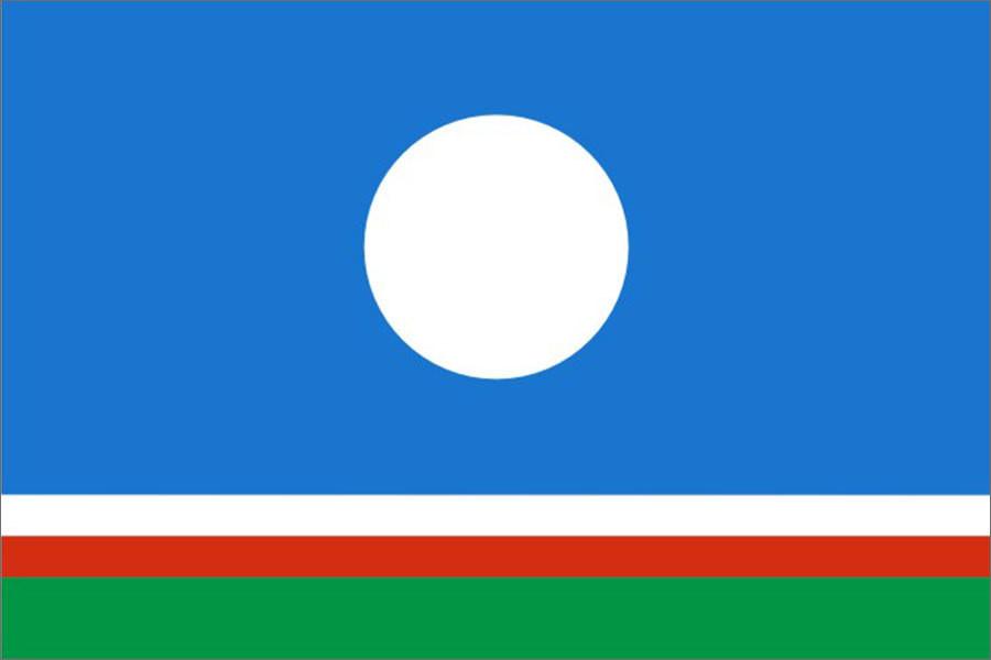 Флаг Республика Саха (Якутия)