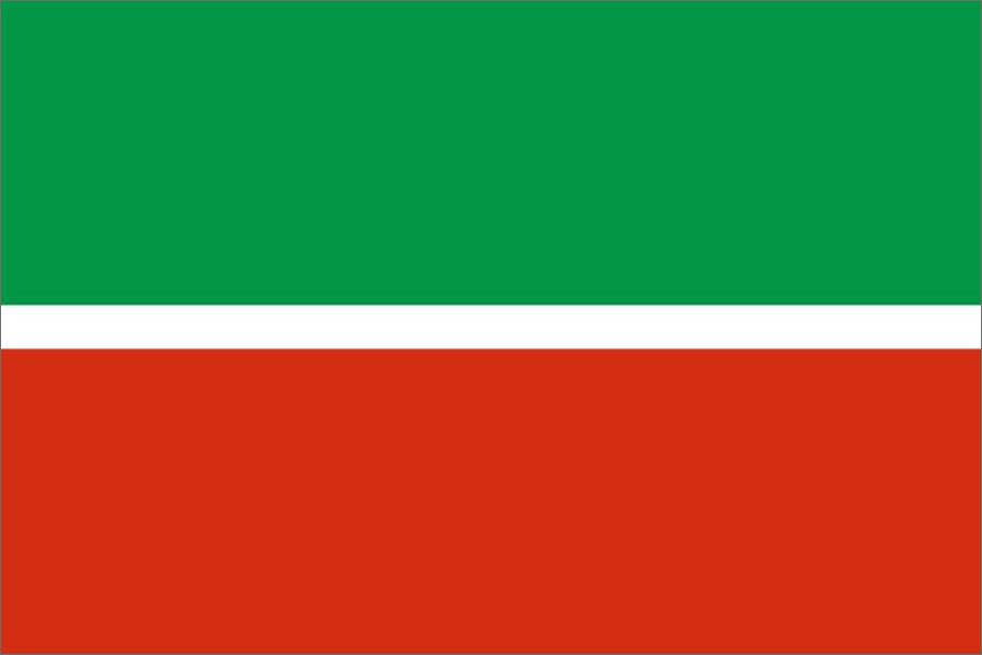 Флаг Республика Татарстан