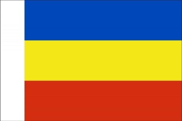 Флаг Ростовская область