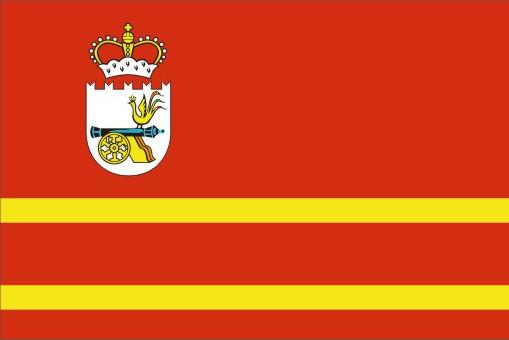 Флаг Смоленская область