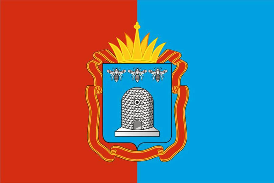 Флаг Тамбовская область
