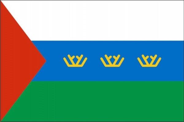 Флаг Тюменская область