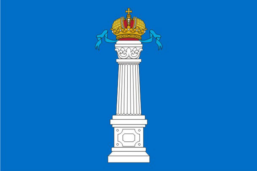 Флаг Ульяновская область