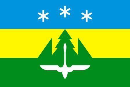 Флаг Ханты-Мансийск