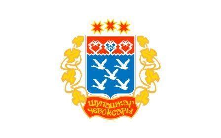 Флаг Чебоксары