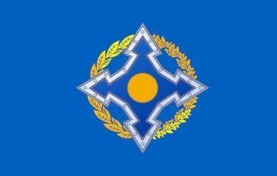 Флаг ODKB