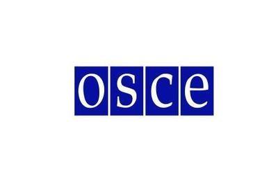 Флаг OSCE