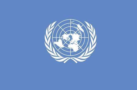 Флаг UN