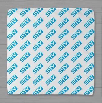 Платок с логотипом