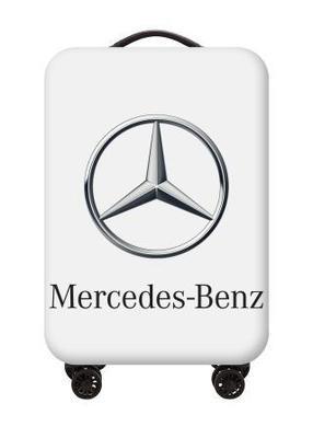 Чехол на чемодан с логотипом компании