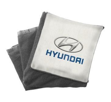 Плед подушка с логотипом