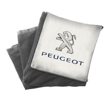Плед подушка с логотипом трансформер