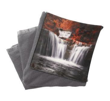 Плед подушка с фото дорожная