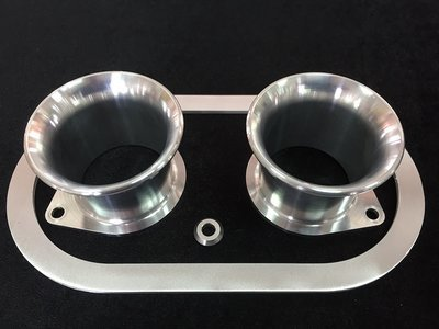 SOLEX 40 PII STACKS SET FOR ONE CARB