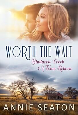 E Book:   Worth the Wait