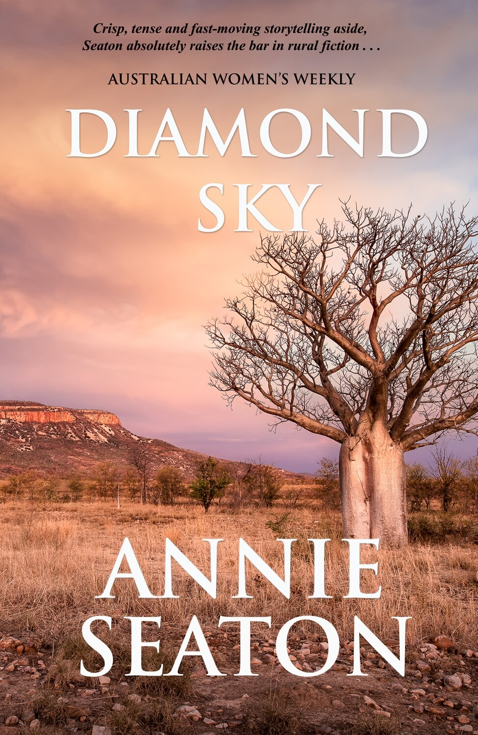 Diamond Sky: Signed Print Copy