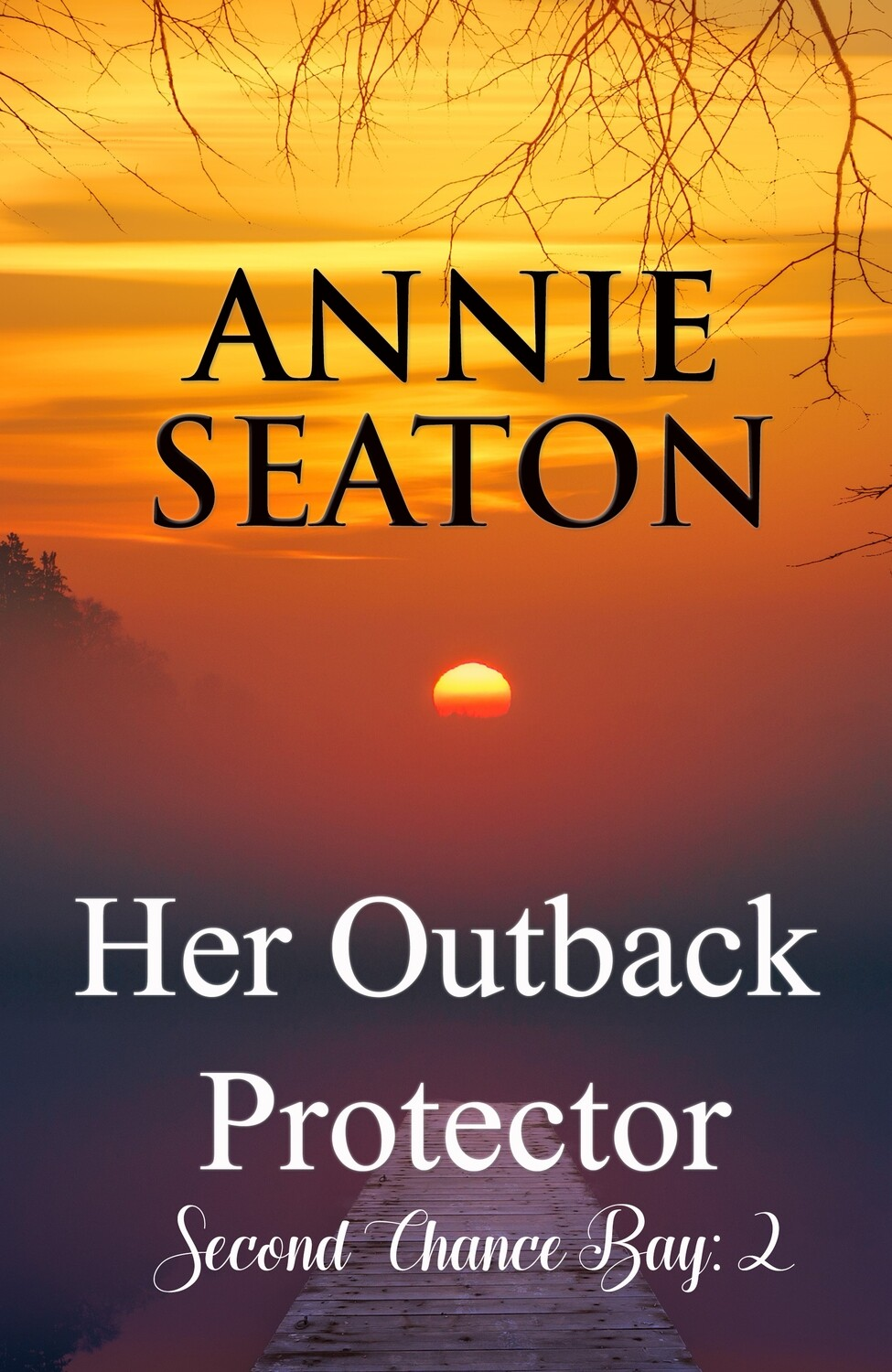 E Book: Her Outback Protector
