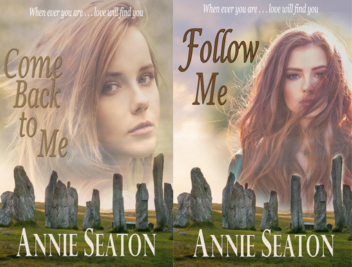 SPECIAL DEAL:  Love Across Time Books 1 and 2