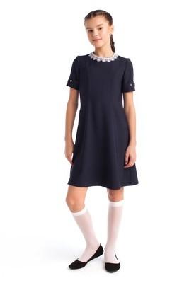 Школьное детское платье