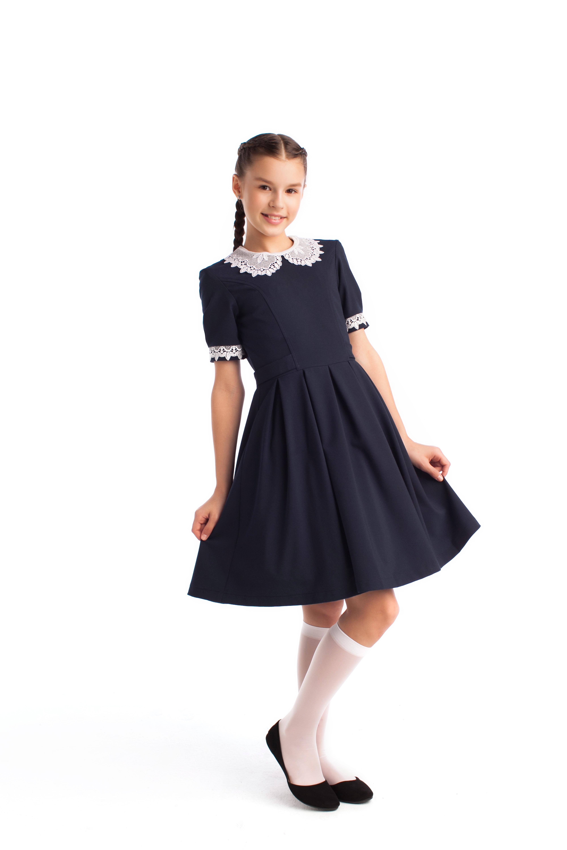 32173b1bc7b Платье школьное