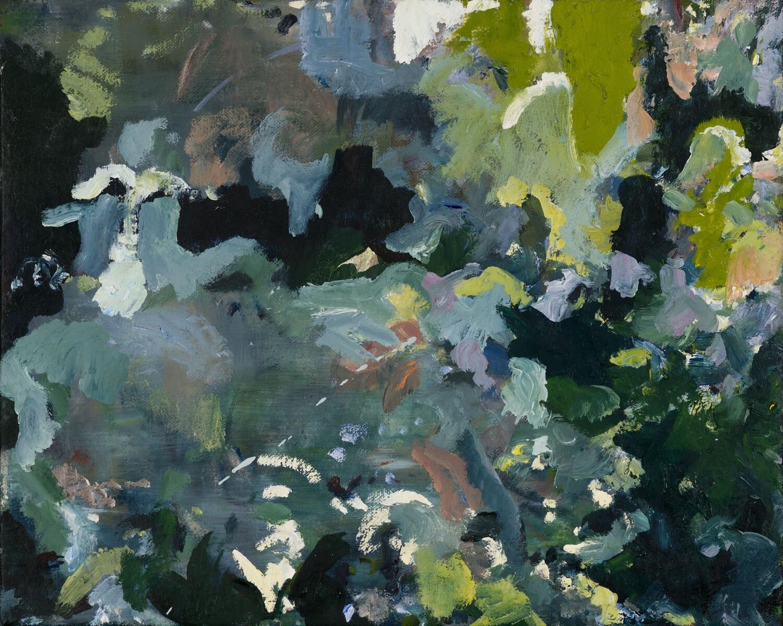 'Incomplete (Forest) V, 2017′