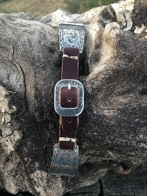 Smart Watch Band-Antique finish