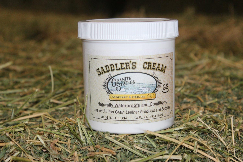Saddler's Cream