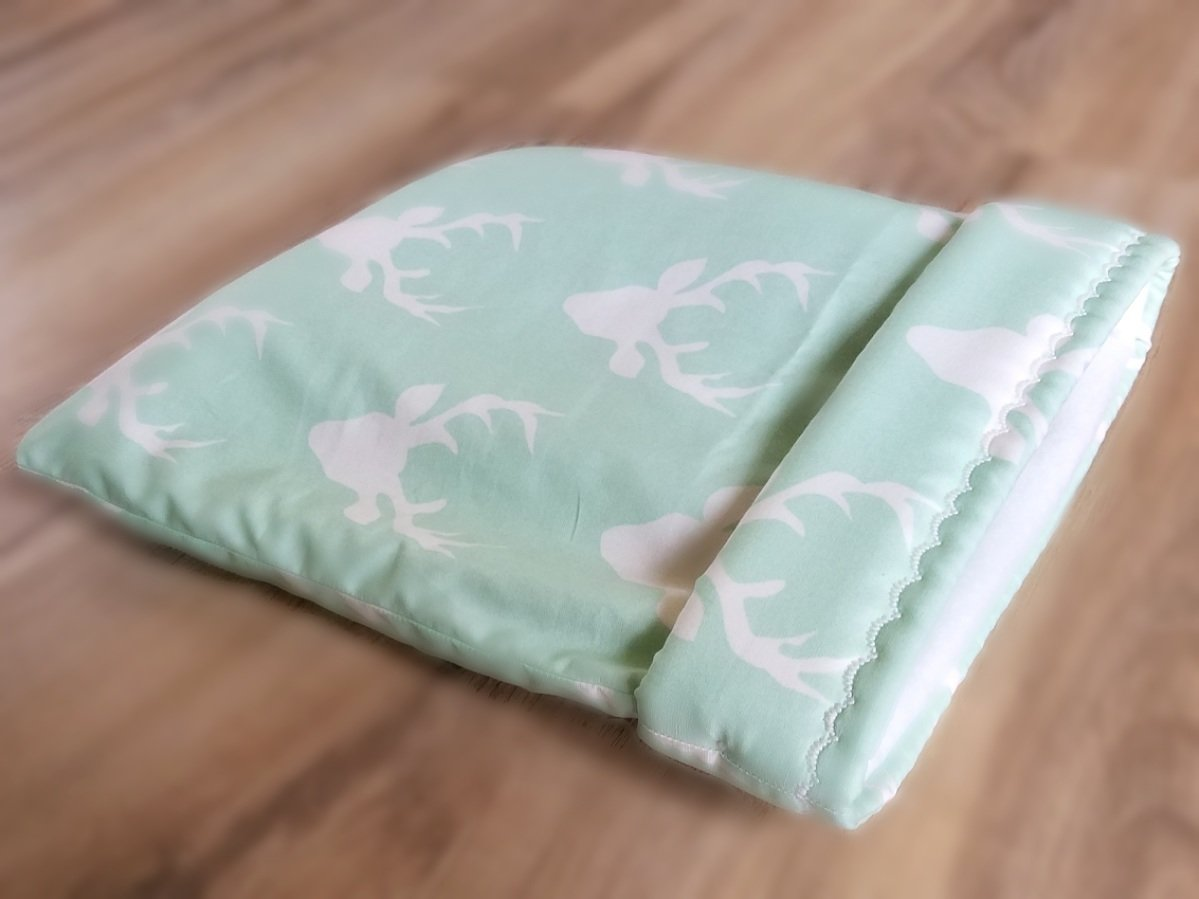 Up North Rustics & Co.™ Small Animal Sleep Sack | Bucks on Mint