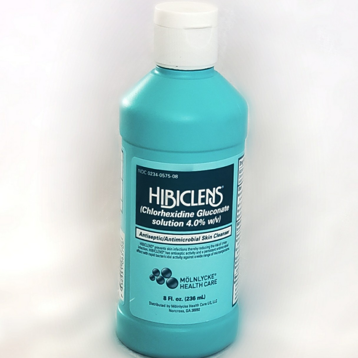 Hibiclens® (Chlorhexidine Gluconate solution 4.0% w/v) Surgical Grade Antiseptic / Antimicrobial Skin Cleanser