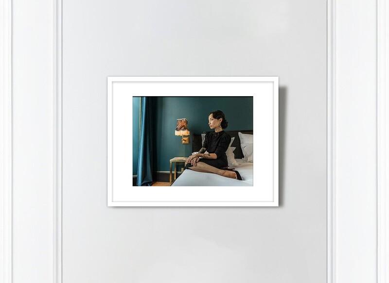 MANIAC 7 - Tirage Photo - Edition 30 exemplaires