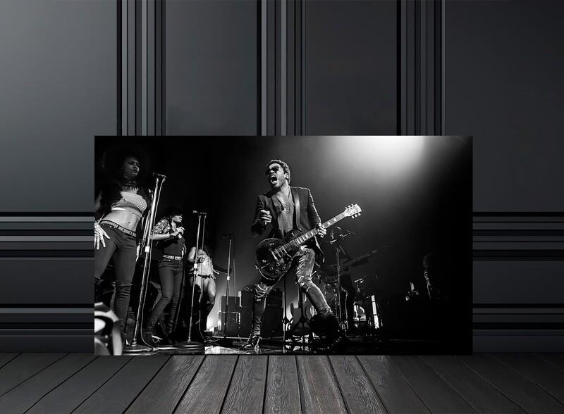 TIRAGE PHOTO LENNY KRAVITZ 2 - Edition 30 exemplaires