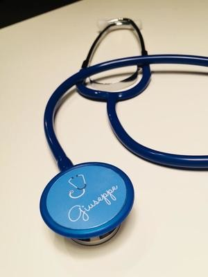 Stetoscopio personalizzato (diversi colori)
