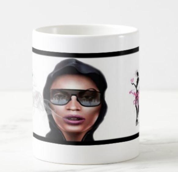 All 3 TNM Logo Wrap Around Collectors Addition Mug