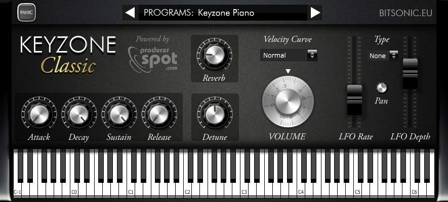 Keyzone classic