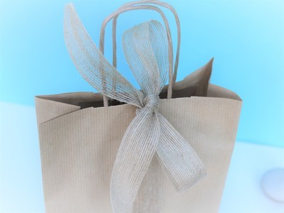 Brown Kraft Gift Bags