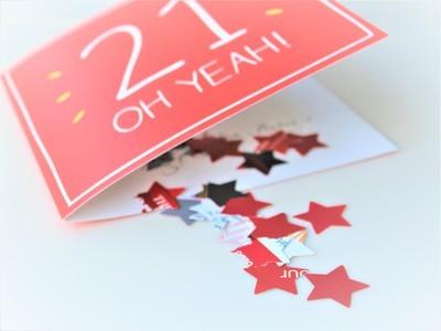 Paper Star Confetti