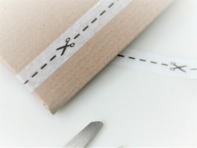 Cutting Line Washi Tape 8mm