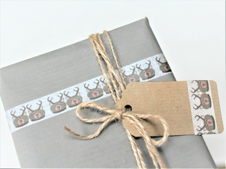 Rudolf Paper Tape