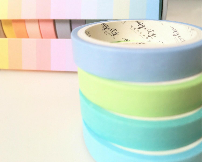 Colour Tape Set (12 rolls)