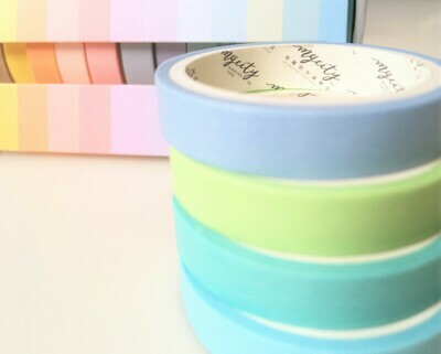 Colour Tape Set (12 rolls)