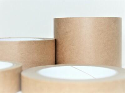 Brown Paper Tape  75mm