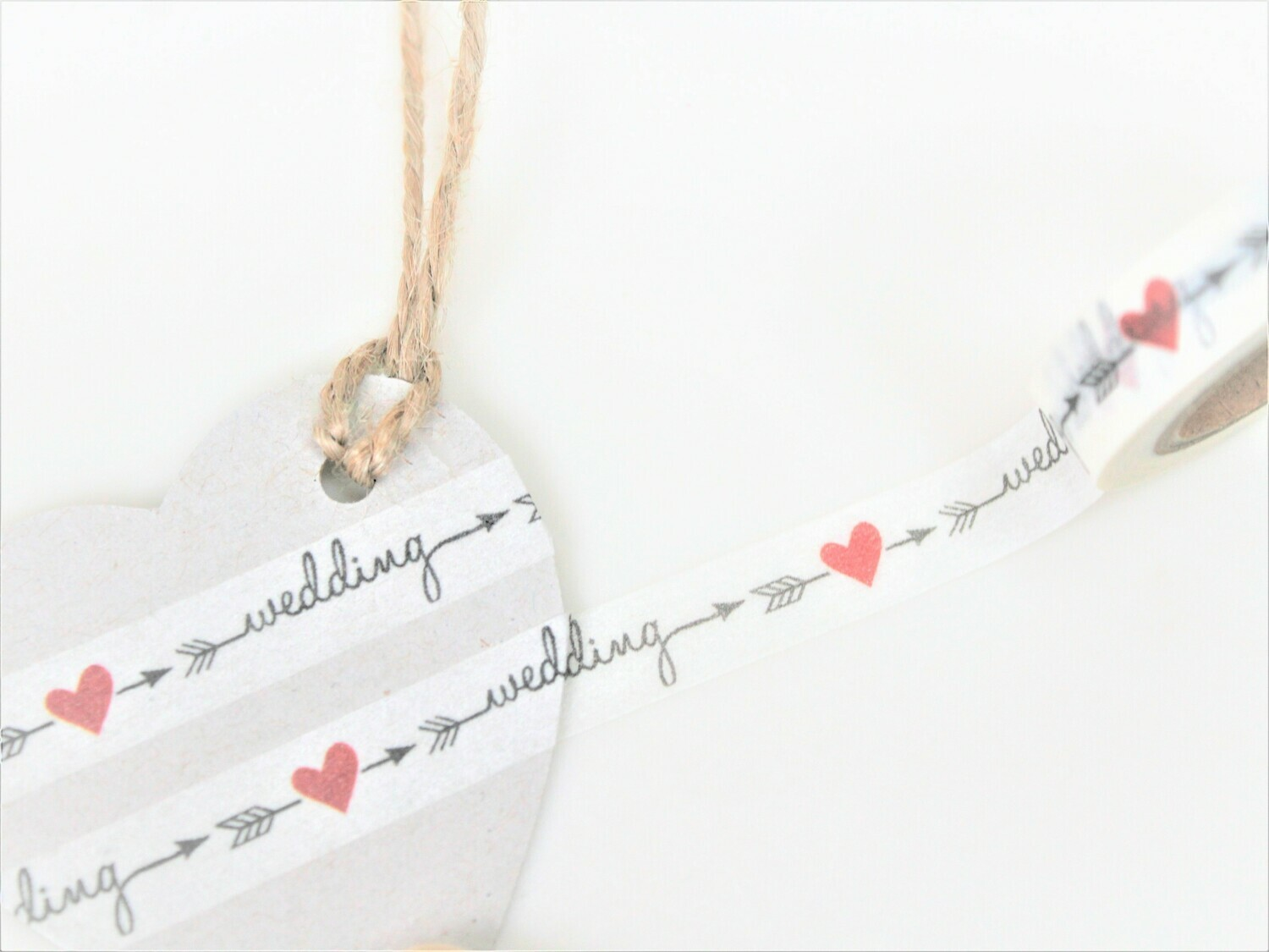 Wedding Washi Tape 10mm