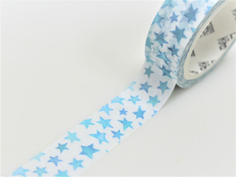 Stars in Sky Washi Tape 20mm