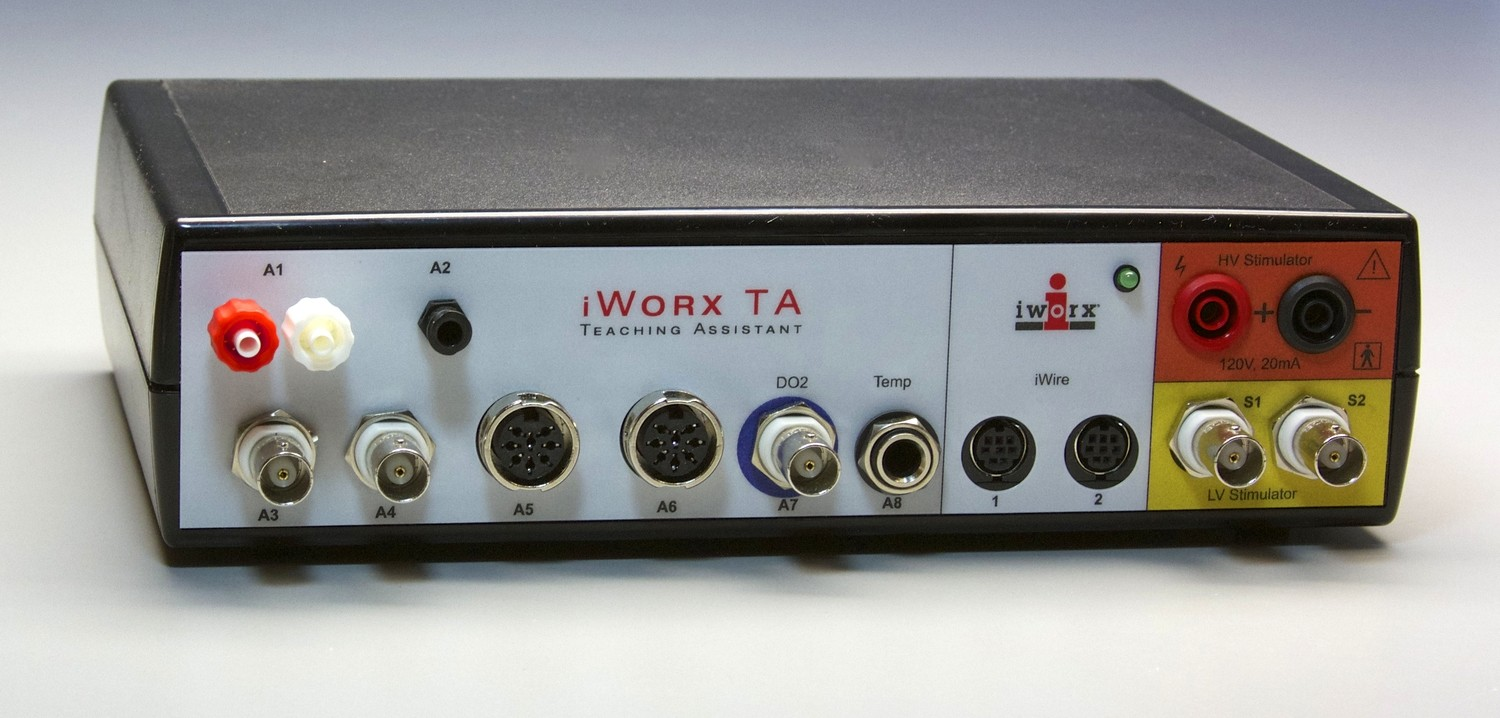 IX-TA-220 Recorder with Integrated Sensors